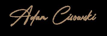 Adam Cisowski Logo